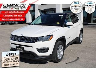 2020 Jeep Compass Altitude -  Keyless n Go - $189 B/W SUV