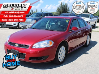 2013 Chevrolet Impala LTZ - Leather Seats -  Bluetooth Sedan