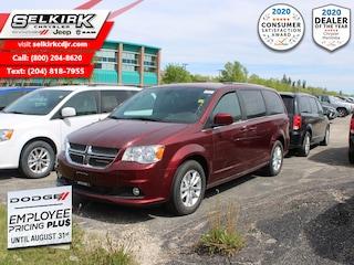 2020 Dodge Grand Caravan Premium Plus  -  Heated Mirrors - $259 B/W Van