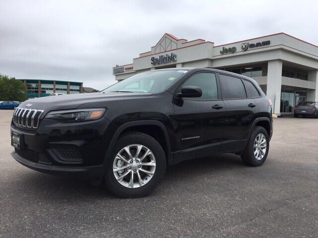 2019 Jeep Cherokee Sport 4X4 SUV