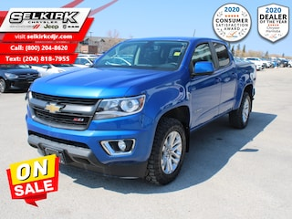 2019 Chevrolet Colorado Z71  - Local -  Heated Seats - $225 B/W Crew Cab