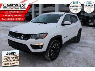 2020 Jeep Compass Sport - Heated Seats - $187 B/W SUV