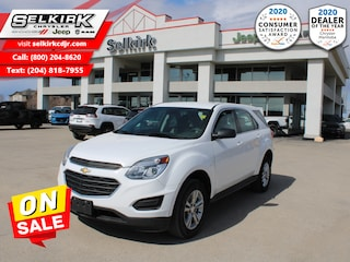 2016 Chevrolet Equinox LS - Bluetooth -  Keyless Entry - $101 B/W SUV