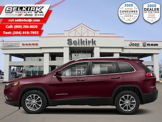 2020 Jeep Cherokee Trailhawk - Heated Seats - $220 B/W SUV