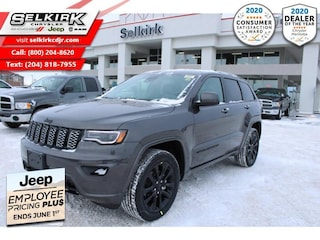 2020 Jeep Grand Cherokee Altitude - Sunroof - $304 B/W SUV