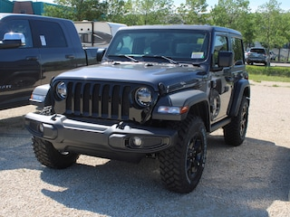 2020 Jeep Wrangler Willys - Heated Seats - $244 B/W SUV