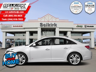 2015 Chevrolet Cruze 1LT - Bluetooth -  Siriusxm - $107 B/W Sedan