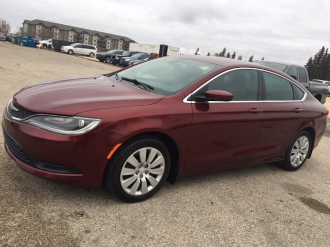 2015 Chrysler 200 *Only $113 biweekly* Sedan
