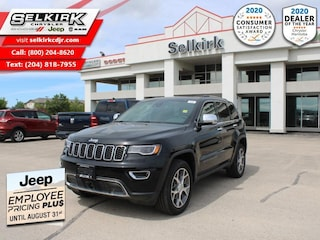 2020 Jeep Grand Cherokee Limited - Leather Seats - $294 B/W SUV