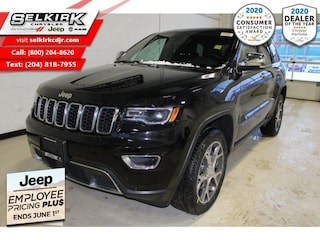 2020 Jeep Grand Cherokee Limited - Leather Seats - $331 B/W SUV