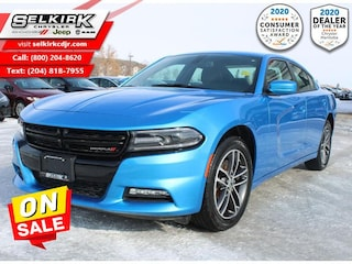 2019 Dodge Charger SXT  - Android Auto -  Apple Carplay - $187 B/W Sedan