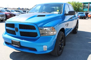 2019 Ram 1500 Classic Express Hydro Blue Truck Crew Cab