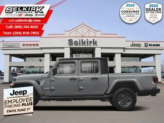 2020 Jeep Gladiator Overland - Navigation -  Uconnect - $316 B/W Regular Cab