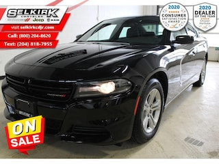2019 Dodge Charger SXT  -  Apple Carplay - $163 B/W Sedan