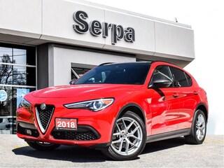 2018 Alfa Romeo Stelvio TI AWD