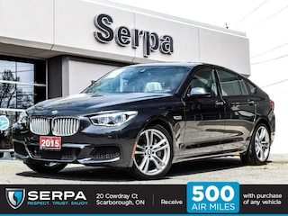 2015 BMW 550i xDrive Gran Turismo |V8|NAV|ROOF|DVD|TECHGROUP|REA