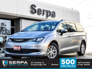 2017 Chrysler Pacifica LX |8 Passenger|Rear Cam|17 in Alloys|Bluetooth