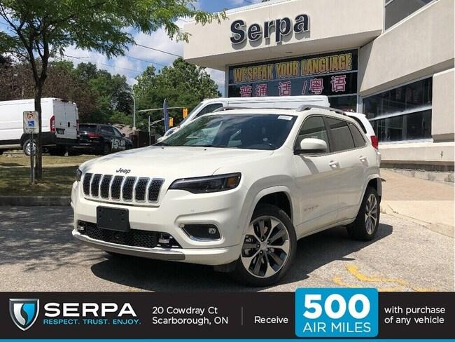 2019 Jeep New Cherokee Overland SUV