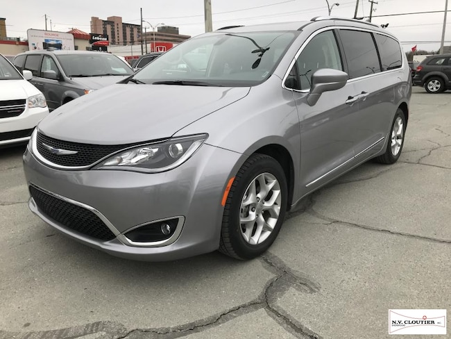2018 Chrysler Pacifica Touring L Plus Utilitaire