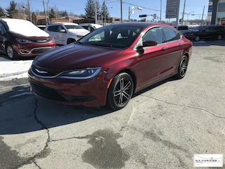 2015 Chrysler 200 Berline 4 Portes LX, Traction Avant