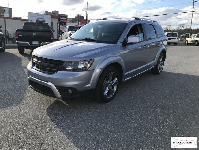 2018 Dodge Journey Crossroad AWD Utilitaire
