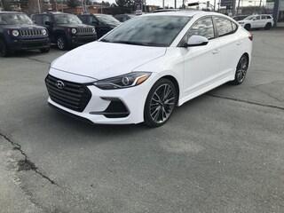 2018 Hyundai Elantra Sport BM