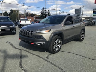 2016 Jeep Cherokee Trailhawk 4 Portes 4 Roues Motrices