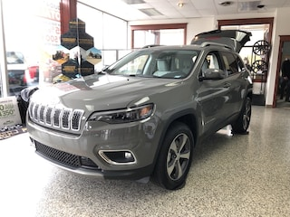 2020 Jeep Cherokee Limited VUS