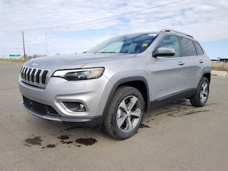 2019 Jeep Cherokee Limited - Heated/Vented Leather SUV