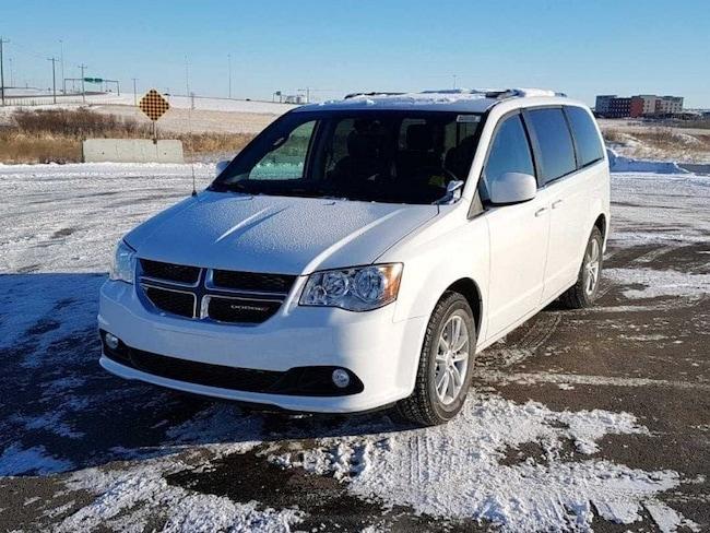 2019 Dodge Grand Caravan SXT Premium Plus SXT Premium Plus 2WD