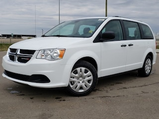 2019 Dodge Grand Caravan Canada Value Package Canada Value Package 2WD