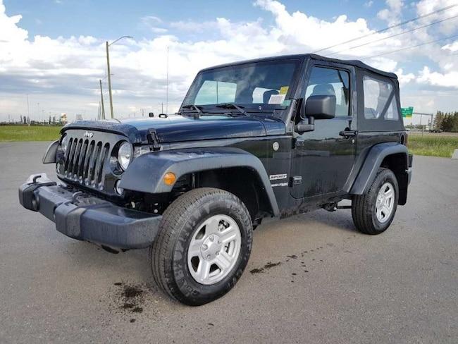 2018 Jeep Wrangler JK Sport Bluetooth | Removable TOP SUV