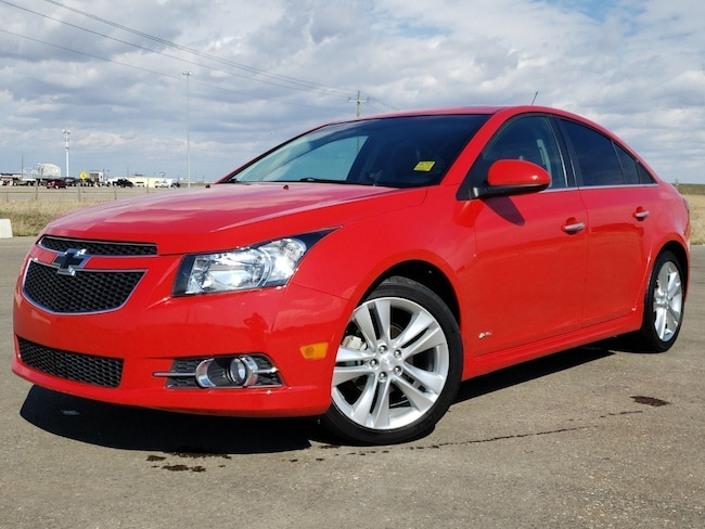 2013 Chevrolet Cruze LTZ Turbo Sedan