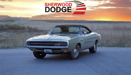 Sherwood Dodge Performance & Classic Car Centre in Edmonton