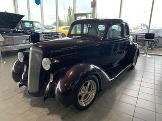 1936 Dodge 5-Window Businessman Coupe Coupe