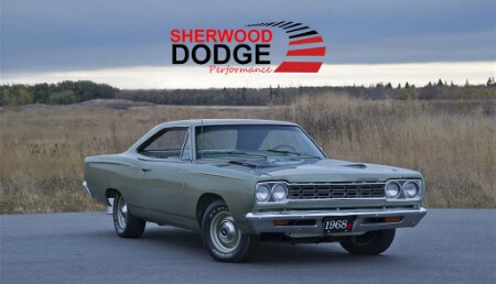 Sherwood Dodge Performance & Classic Car Centre in Edmonton, Alberta