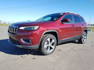 2019 Jeep Cherokee Limited 4x4 - Leather Seats SUV