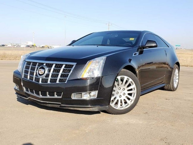2014 Cadillac CTS Coupe Premium Coupe