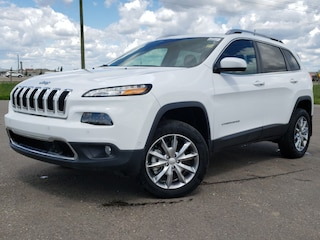 2017 Jeep Cherokee Limited 4WD  Limited