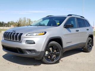2018 Jeep Cherokee Altitude Altitude 4x4