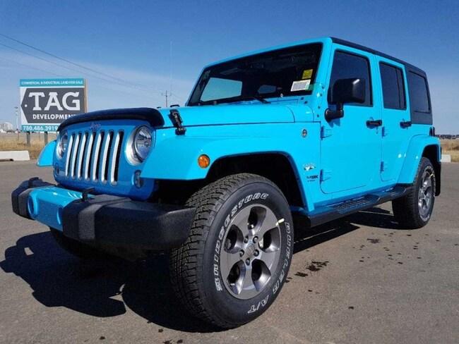 2018 Jeep Wrangler Unlimited Sahara 4x4 - Remote Start SUV