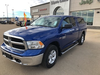 2017 Ram 1500 SLT 4X4,LOW KMS,1 OWNER, CANOPY,8.4 SCREEN!!