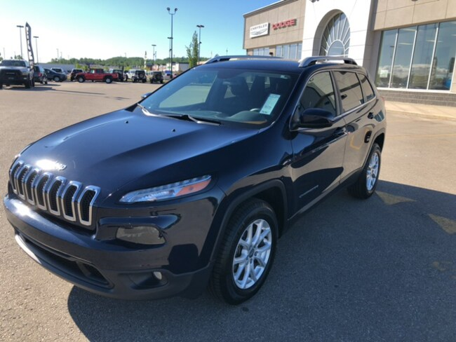 2016 Jeep Cherokee NORTH,REMOTE START,HEATED SEATS
