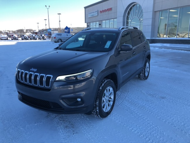 2019 Jeep New Cherokee NORTH LATITUDE,HEATED SEATS,LOW, LOW KMS!!!