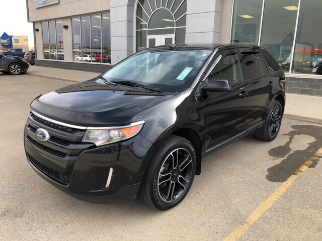 2014 Ford Edge SEL LEATHER,SUNROOF,NAVIGATION
