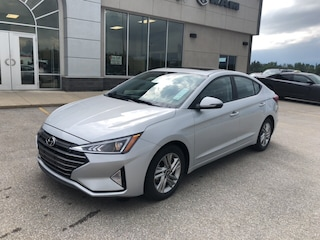 2019 Hyundai Elantra SUN AND SAFETY PACKAGE,SUNROOF,REAR CAMERA