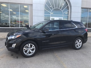 2018 Chevrolet Equinox LT WITH 2 LT PKG,ONE OWNER ALL WHEEL DRIVE.