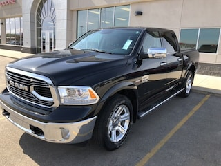 2017 Ram 1500 LONGHORN LEATHER,ROOF,NAVIGATION,LOW KMS
