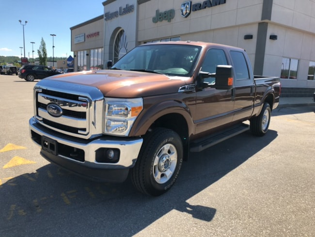 2012 Ford F-250 XLT,FX4 PKG,POWER SEAT, NO ACCIDENTS,1 OWNER!