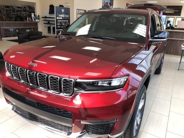 2021 Jeep All-New Grand Cherokee L